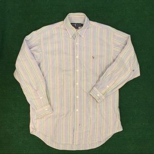 Polo Ralph Lauren striped button shirt